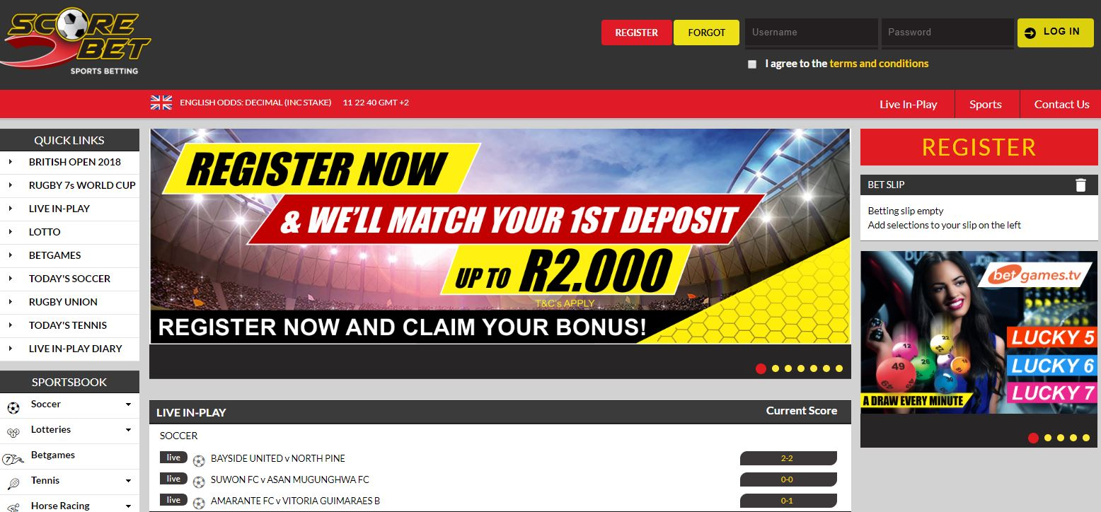Sport betting jobs in rustenburg hkjc horse race betting limited too