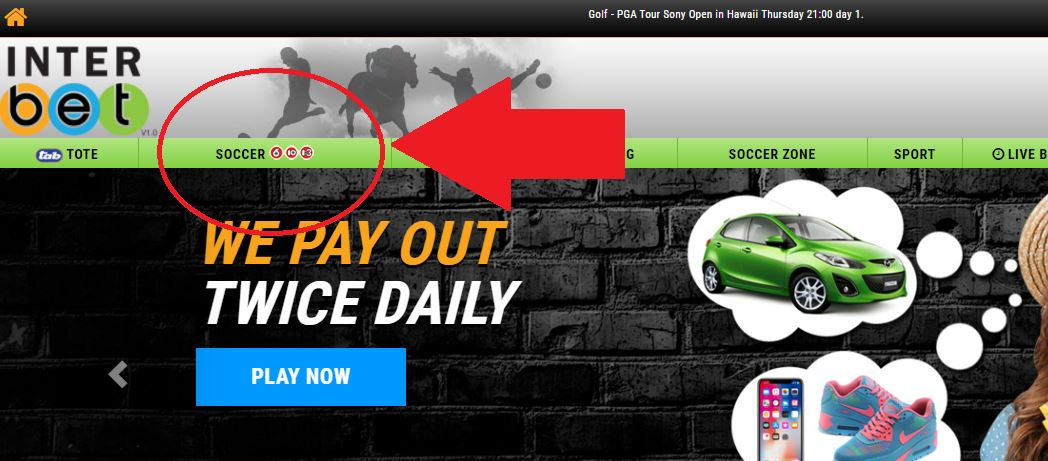 How to bet on soccer 6 online sports betting sites in nigeria online