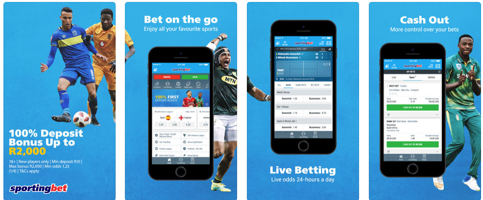 Sportingbet mobile betting news black movies on bet 2021