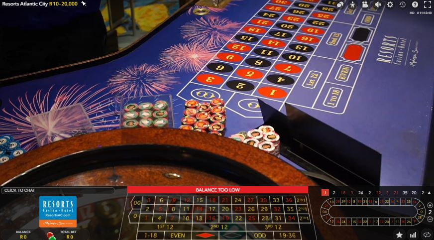 live roulette south africa